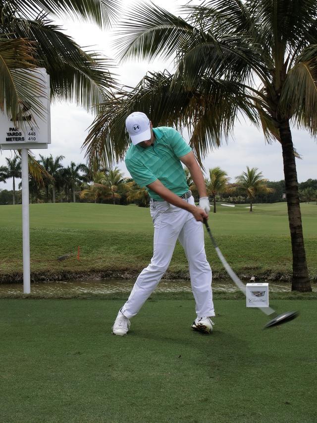 画像6: ジョーダン・スピースのココが凄い!PGAツアー スウィング超解説②