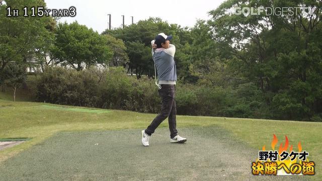 画像: ゴルフバカイラストレーター 野村タケオさんが練ランレポート!