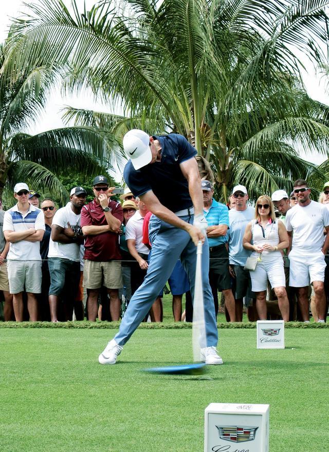 画像6: ローリー・マキロイのココが凄い!PGAツアー スウィング超解説③