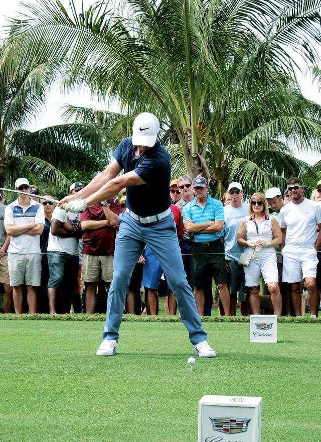 画像3: ローリー・マキロイのココが凄い!PGAツアー スウィング超解説③