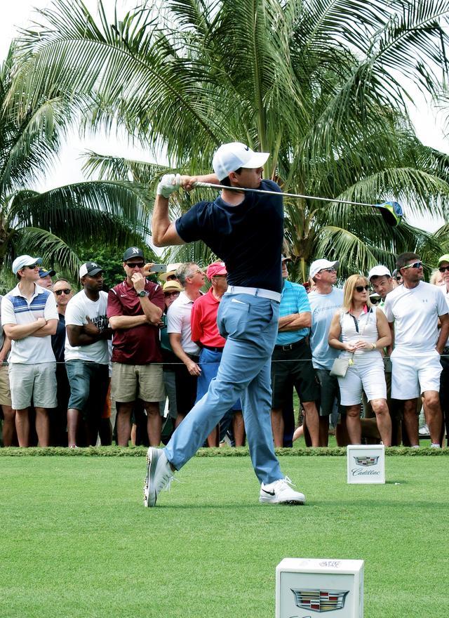 画像9: ローリー・マキロイのココが凄い!PGAツアー スウィング超解説③