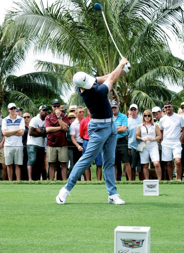 画像8: ローリー・マキロイのココが凄い!PGAツアー スウィング超解説③