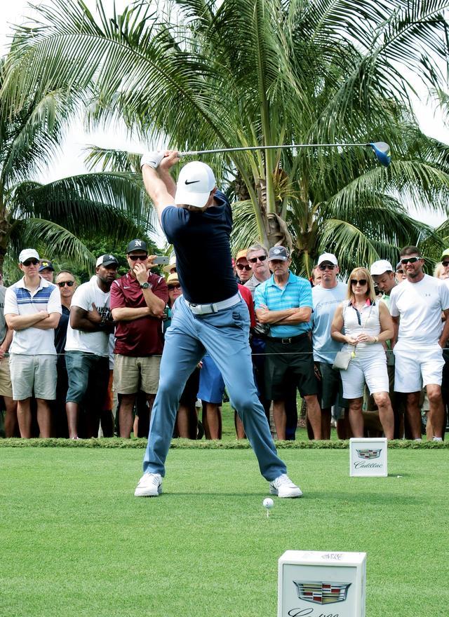 画像4: ローリー・マキロイのココが凄い!PGAツアー スウィング超解説③