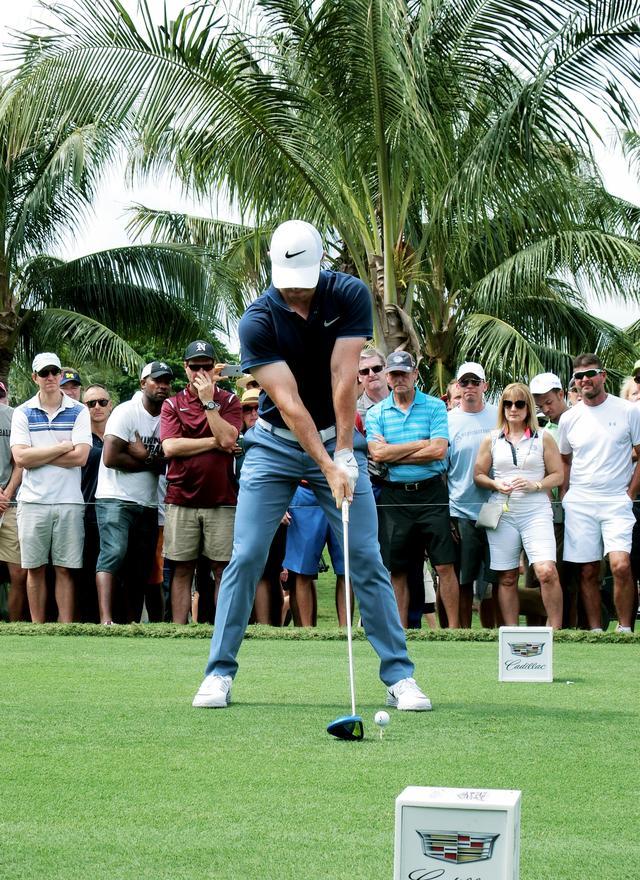 画像2: ローリー・マキロイのココが凄い!PGAツアー スウィング超解説③