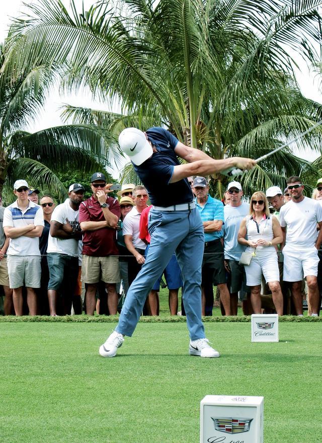 画像7: ローリー・マキロイのココが凄い!PGAツアー スウィング超解説③