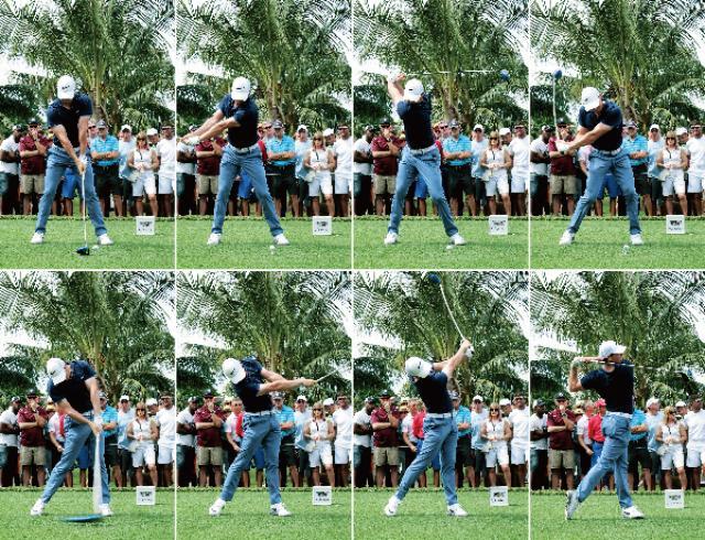 画像1: ローリー・マキロイのココが凄い!PGAツアー スウィング超解説③