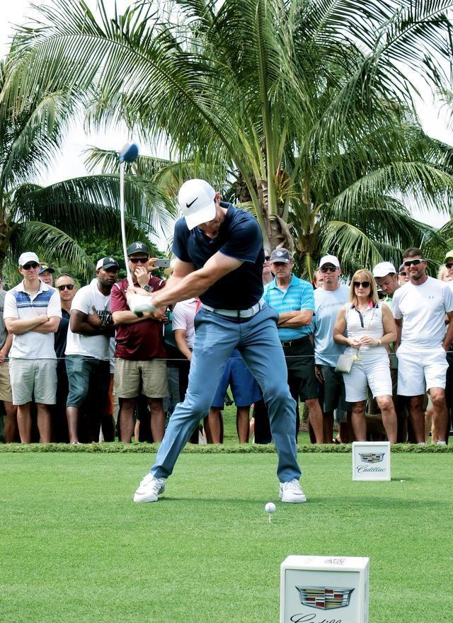 画像5: ローリー・マキロイのココが凄い!PGAツアー スウィング超解説③