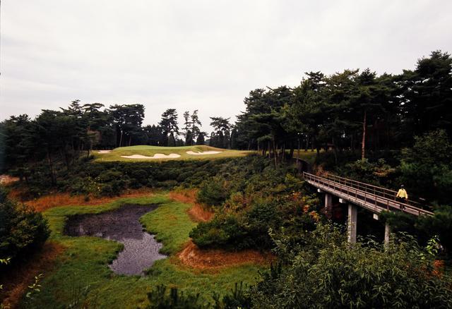 画像2: ゴルフは起こったことに鋭敏に反応せず…… アマ・ゴルフの世界 中部銀次郎「広野を往く」③