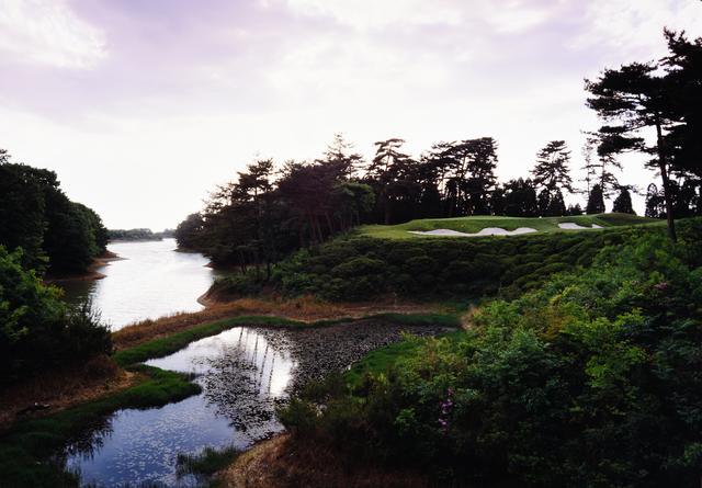 画像2: アマ・ゴルフの世界 中部銀次郎「広野を往く」①