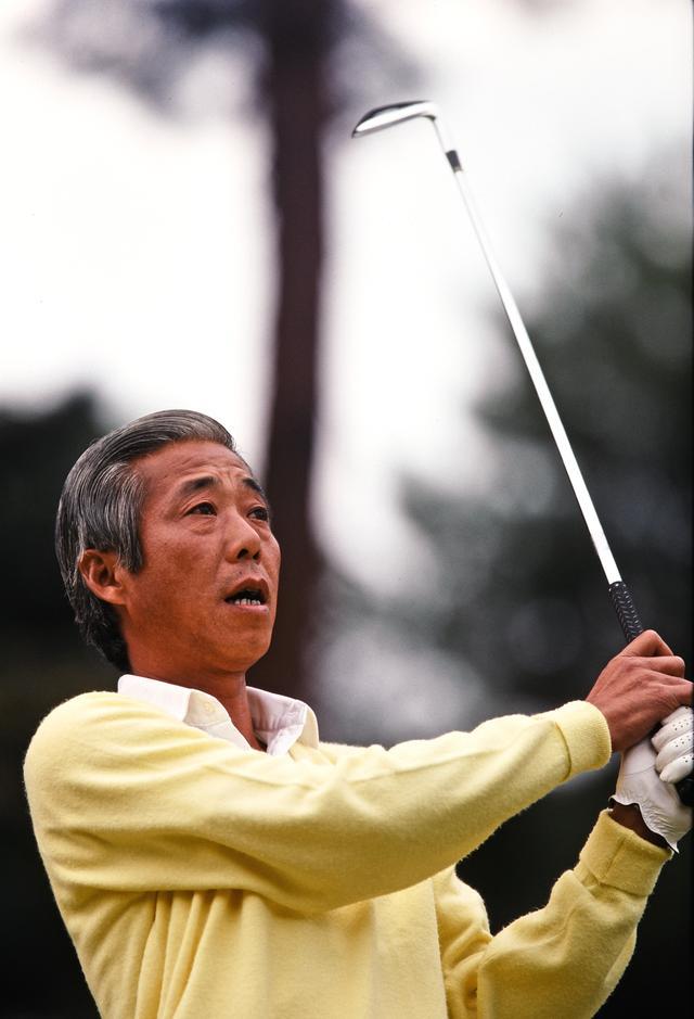 画像1: ゴルフは起こったことに鋭敏に反応せず…… アマ・ゴルフの世界 中部銀次郎「広野を往く」③