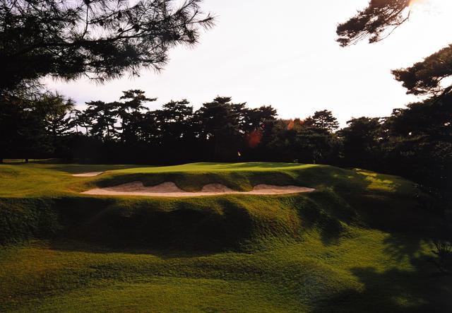 画像1: アマ・ゴルフの世界 中部銀次郎「広野を往く」①