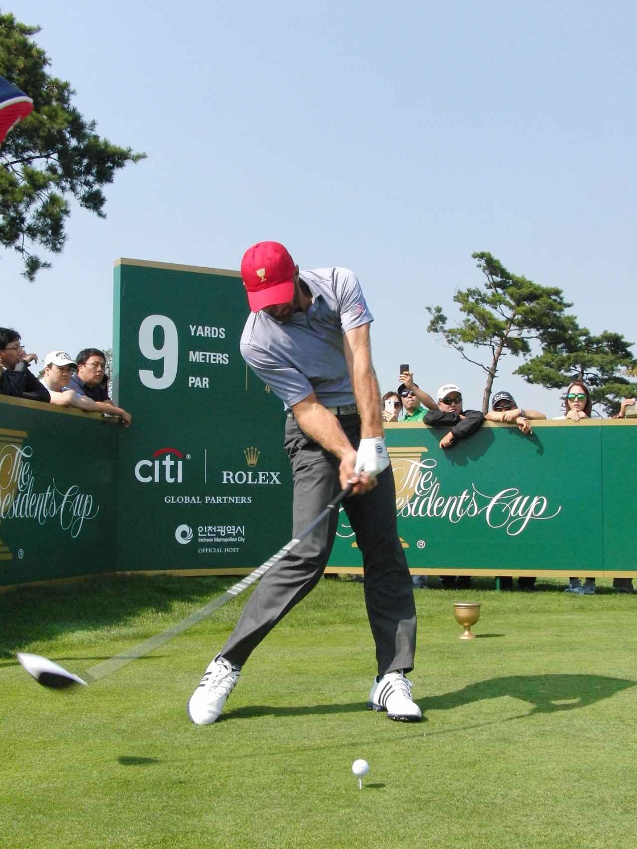 画像6: ダスティン・ジョンソンのココが凄い!PGAツアー スウィング超解説④