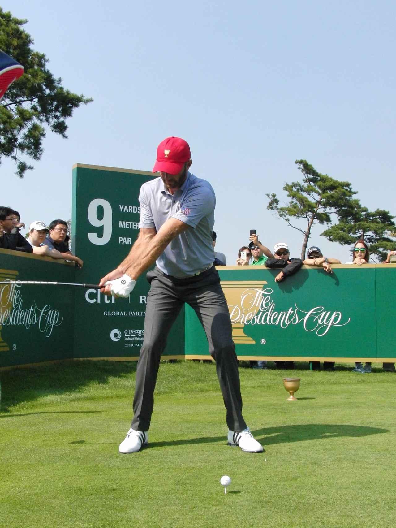 画像2: ダスティン・ジョンソンのココが凄い!PGAツアー スウィング超解説④