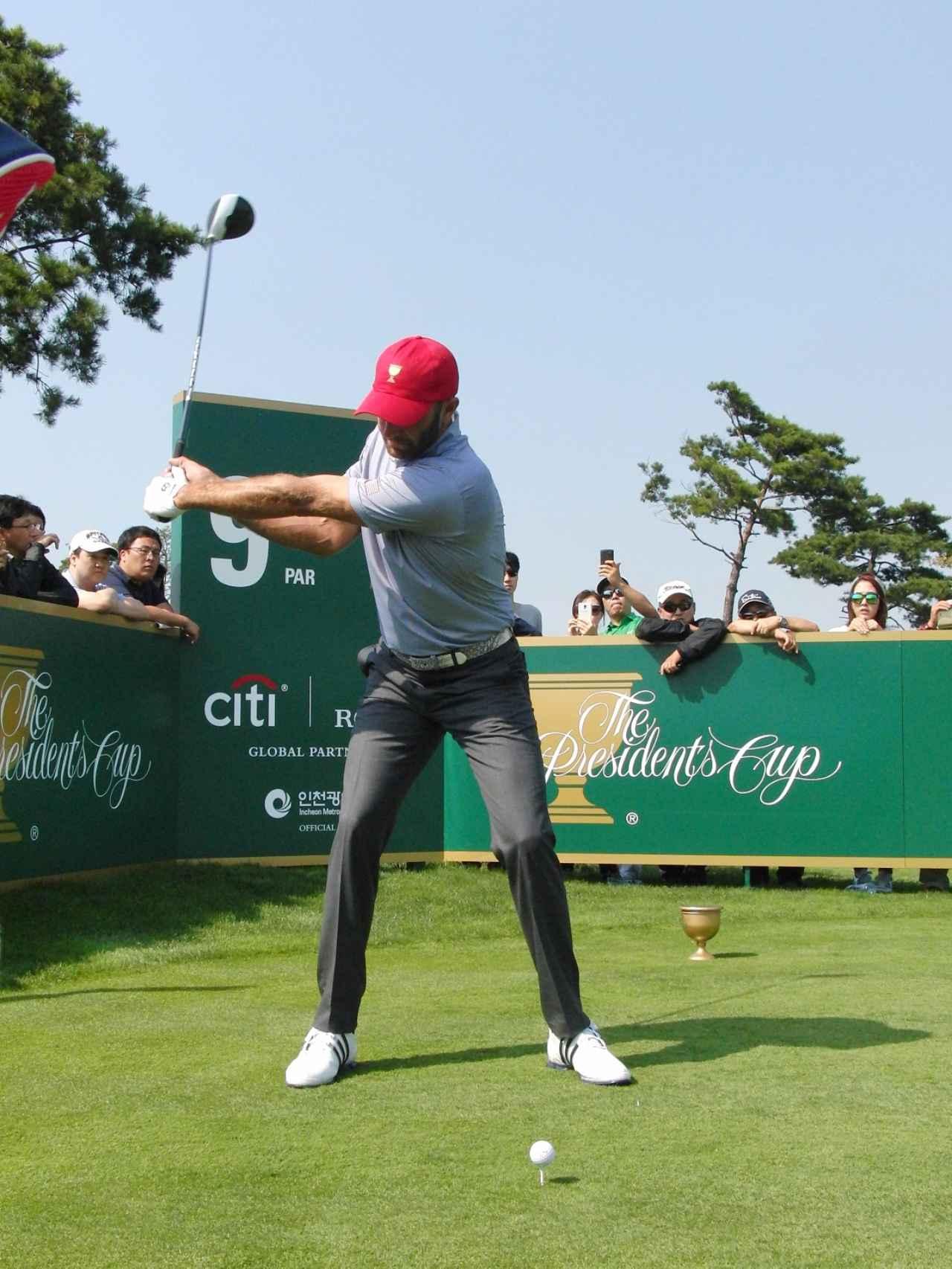 画像3: ダスティン・ジョンソンのココが凄い!PGAツアー スウィング超解説④