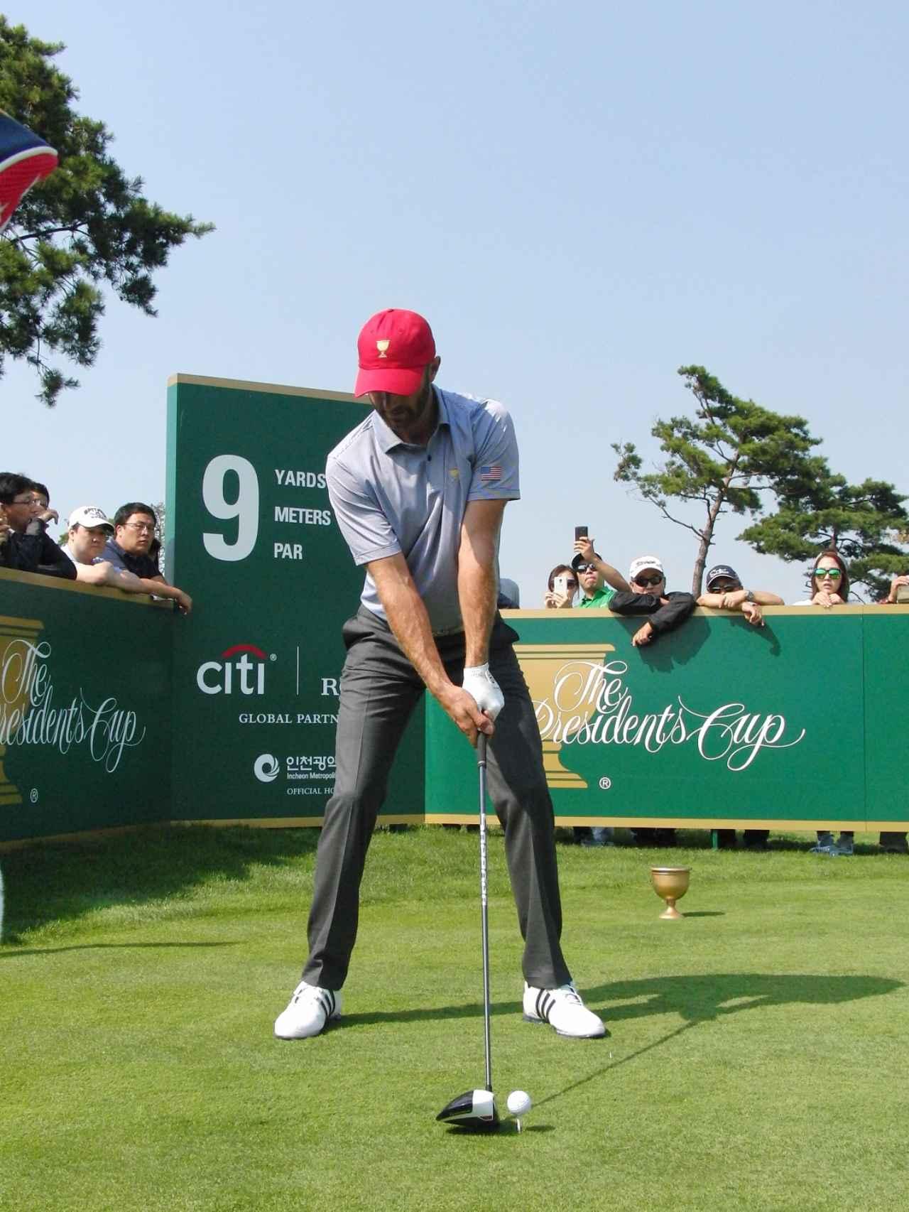画像1: ダスティン・ジョンソンのココが凄い!PGAツアー スウィング超解説④
