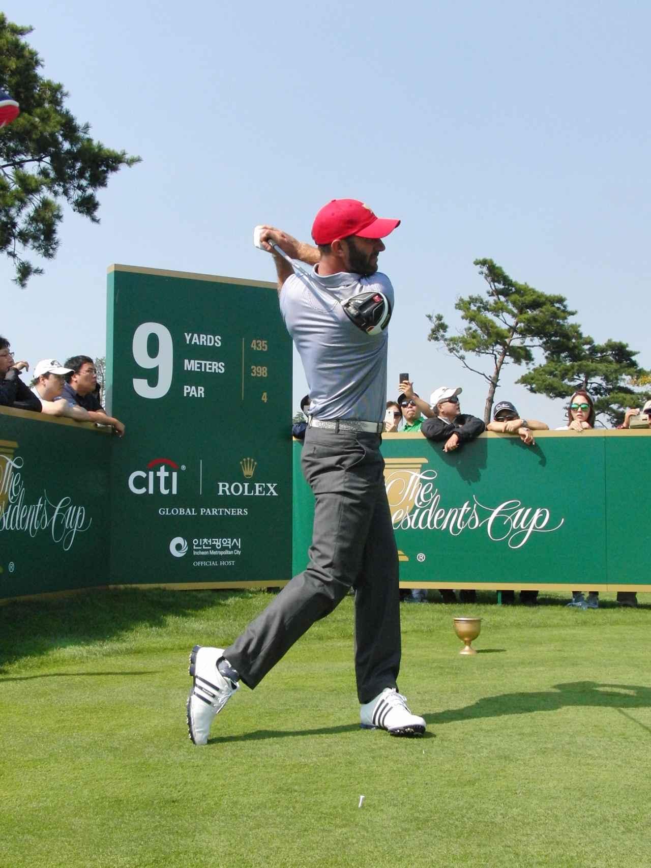 画像9: ダスティン・ジョンソンのココが凄い!PGAツアー スウィング超解説④