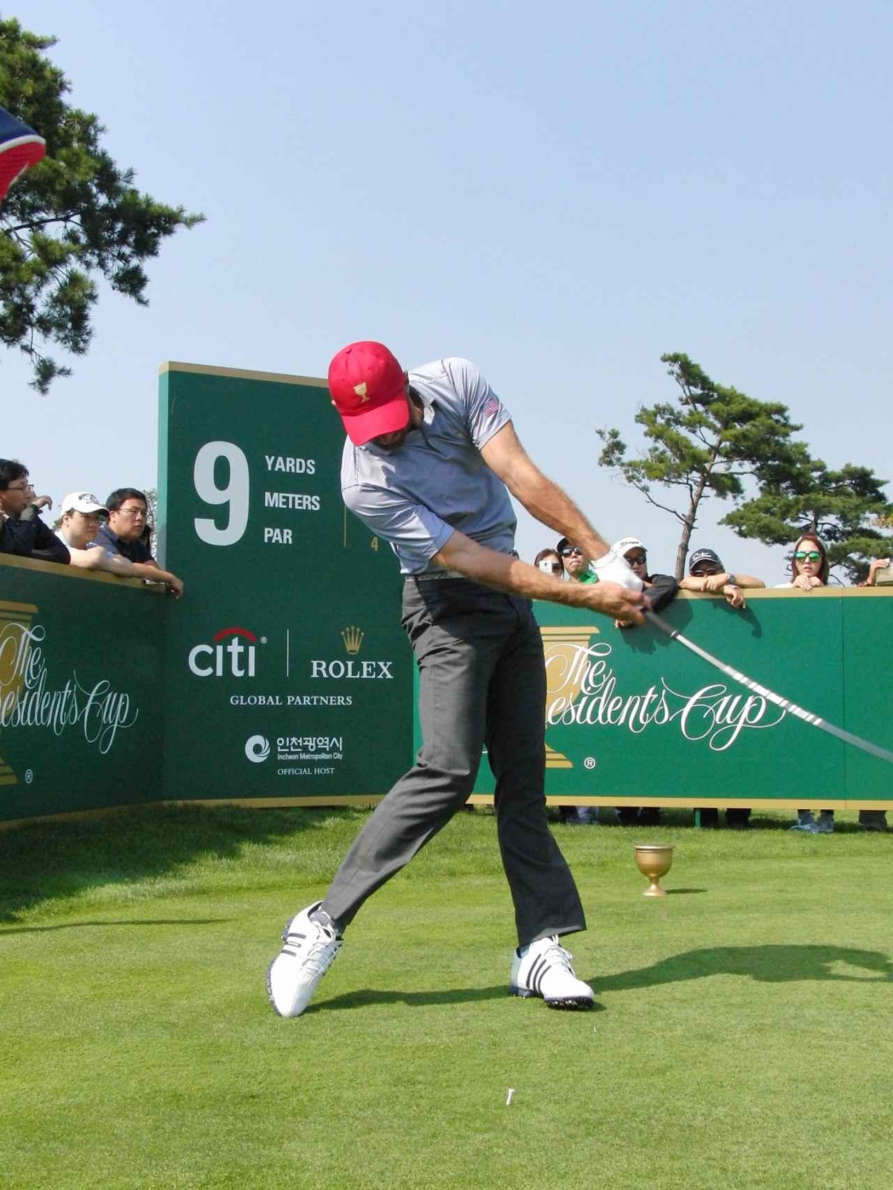 画像7: ダスティン・ジョンソンのココが凄い!PGAツアー スウィング超解説④