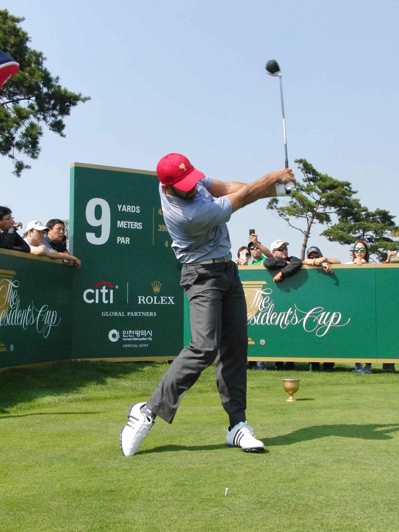 画像8: ダスティン・ジョンソンのココが凄い!PGAツアー スウィング超解説④