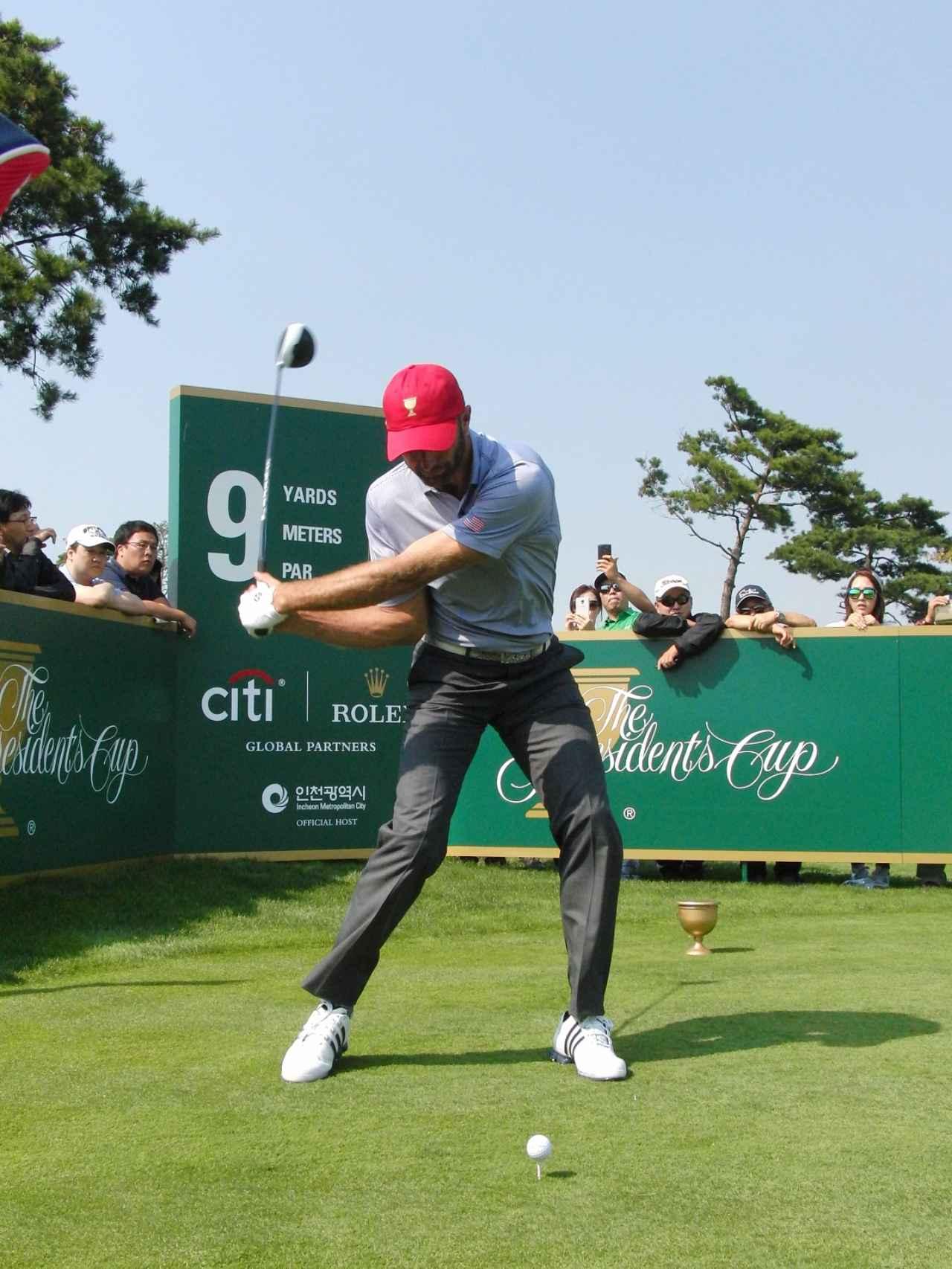 画像5: ダスティン・ジョンソンのココが凄い!PGAツアー スウィング超解説④
