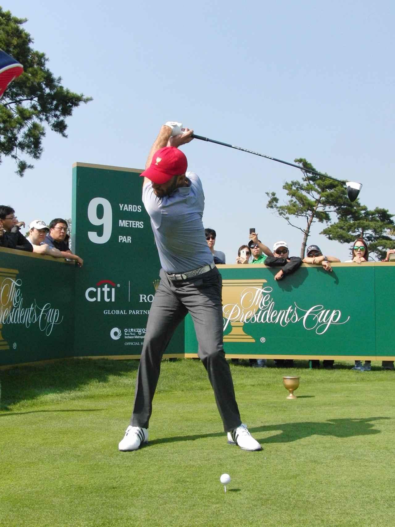 画像4: ダスティン・ジョンソンのココが凄い!PGAツアー スウィング超解説④