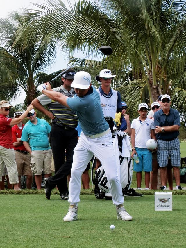 画像9: リッキー・ファウラーのココが凄い!PGAツアー スウィング超解説⑤