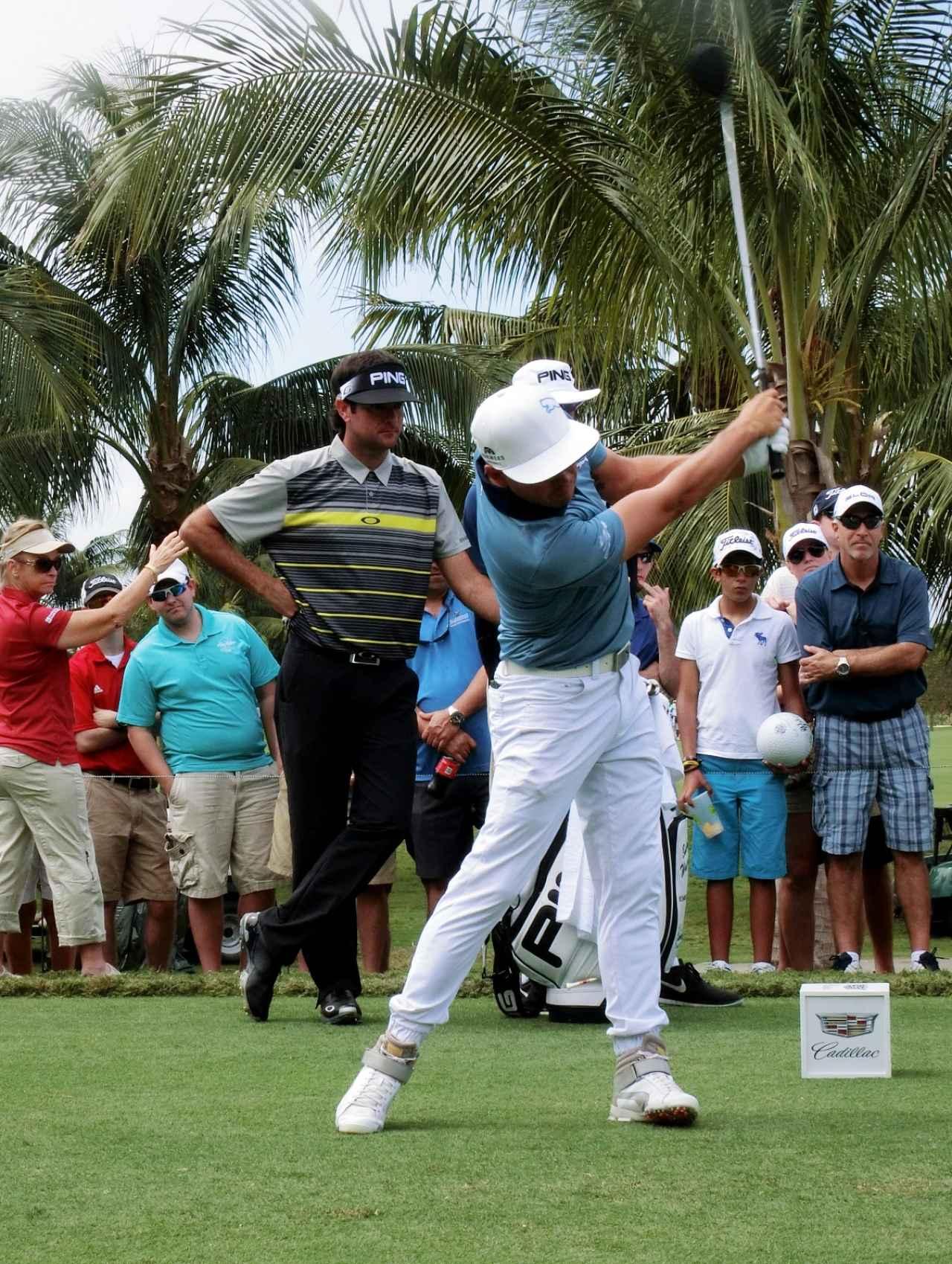 画像15: リッキー・ファウラーのココが凄い!PGAツアー スウィング超解説⑤