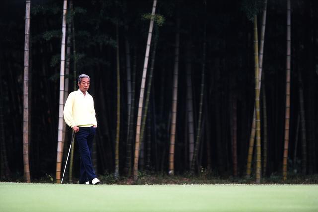 画像3: 大きなグリーンは上級者ほど乗せづらい。 アマ・ゴルフの世界 中部銀次郎「広野を往く」⑤