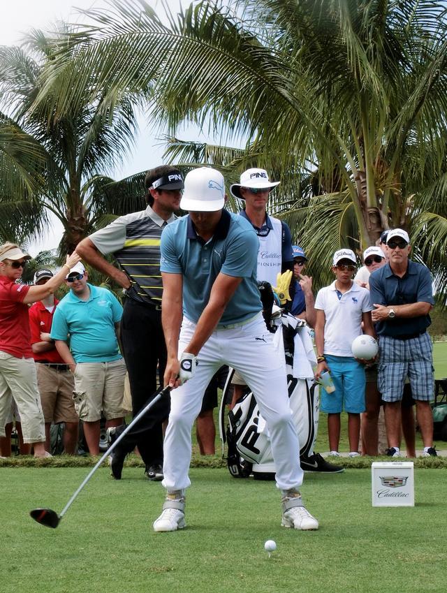 画像6: リッキー・ファウラーのココが凄い!PGAツアー スウィング超解説⑤