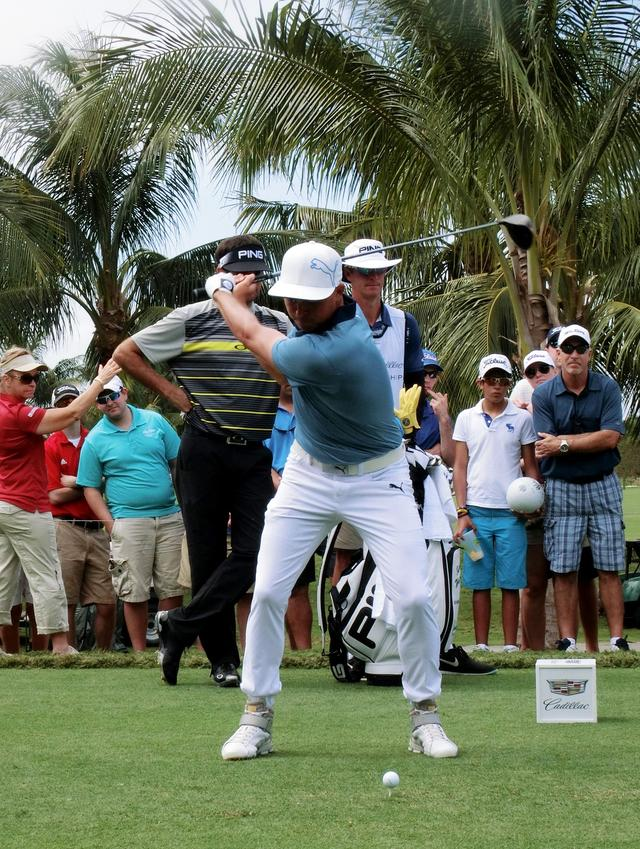 画像11: リッキー・ファウラーのココが凄い!PGAツアー スウィング超解説⑤