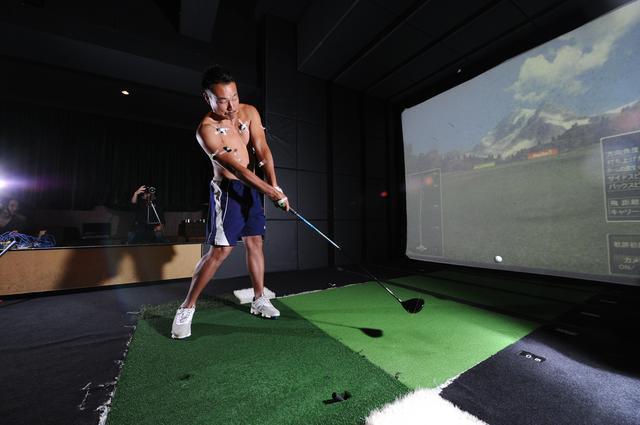 画像: 【動画】谷口拓也プロも驚きの結果!「筋電図」で解明されたプロの飛ばしの秘密 - みんなのゴルフダイジェスト