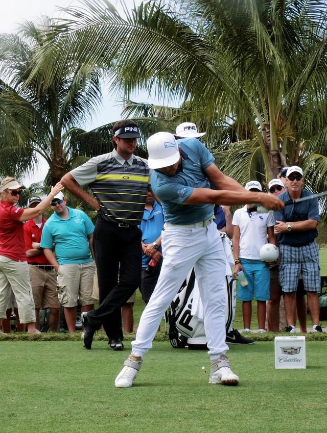 画像14: リッキー・ファウラーのココが凄い!PGAツアー スウィング超解説⑤