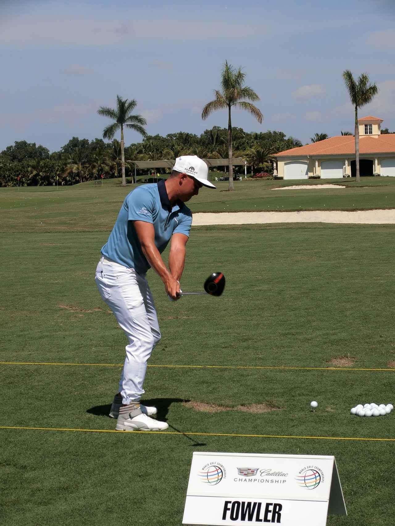 画像1: リッキー・ファウラーのココが凄い!PGAツアー スウィング超解説⑤