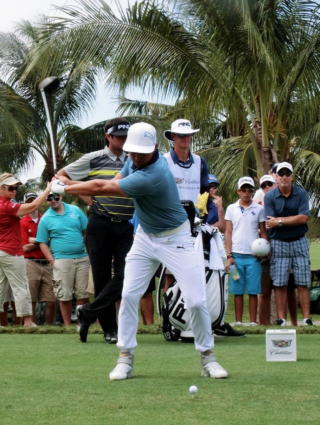 画像8: リッキー・ファウラーのココが凄い!PGAツアー スウィング超解説⑤