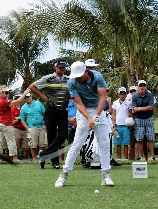 画像13: リッキー・ファウラーのココが凄い!PGAツアー スウィング超解説⑤