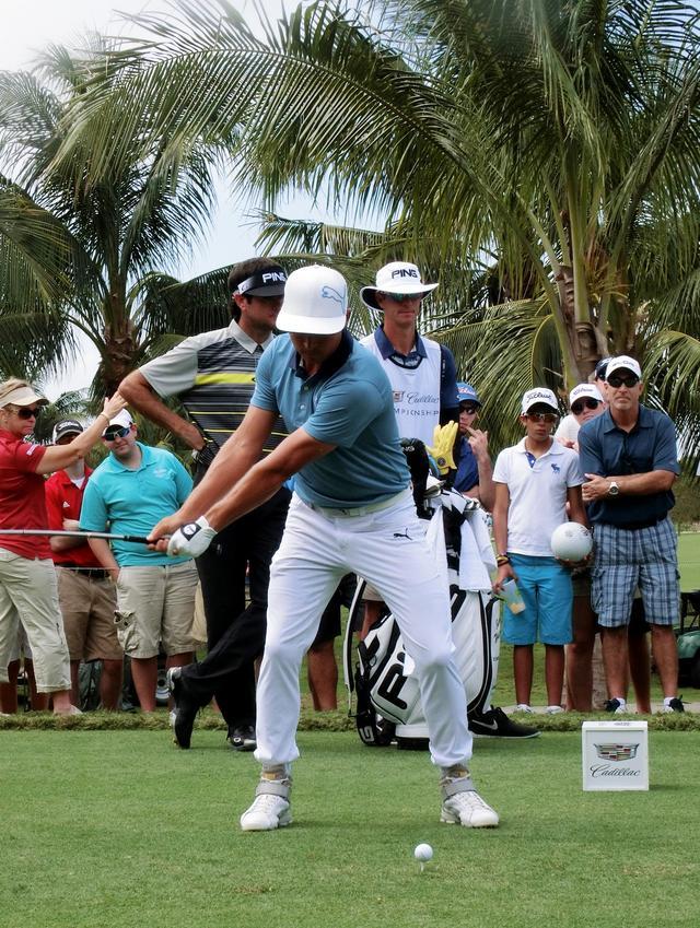 画像7: リッキー・ファウラーのココが凄い!PGAツアー スウィング超解説⑤
