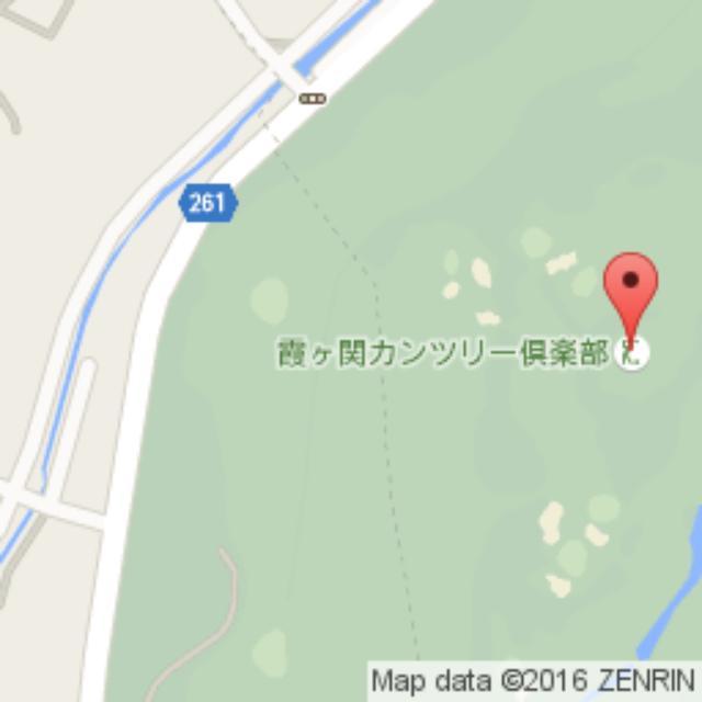 画像: 霞ヶ関カンツリー倶楽部