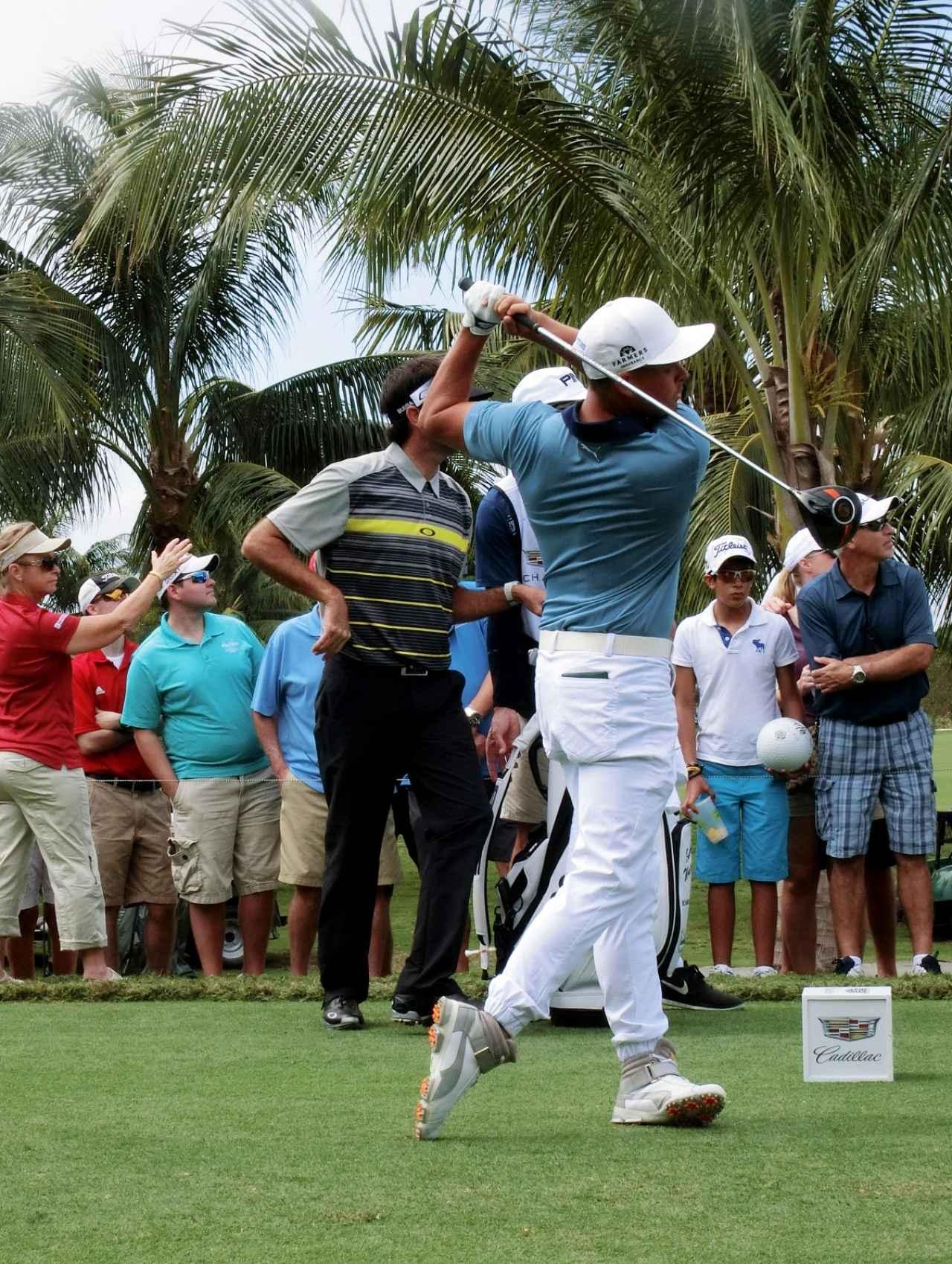 画像16: リッキー・ファウラーのココが凄い!PGAツアー スウィング超解説⑤