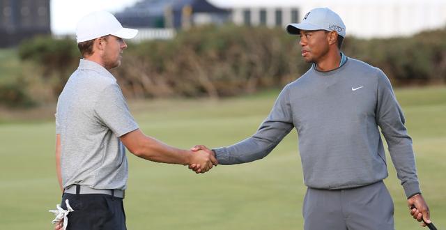 画像: スピースがタイガーから 受け継いだもの。それは・・・ - みんなのゴルフダイジェスト