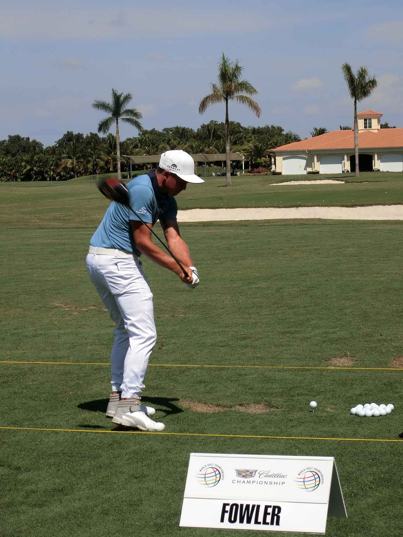 画像3: リッキー・ファウラーのココが凄い!PGAツアー スウィング超解説⑤