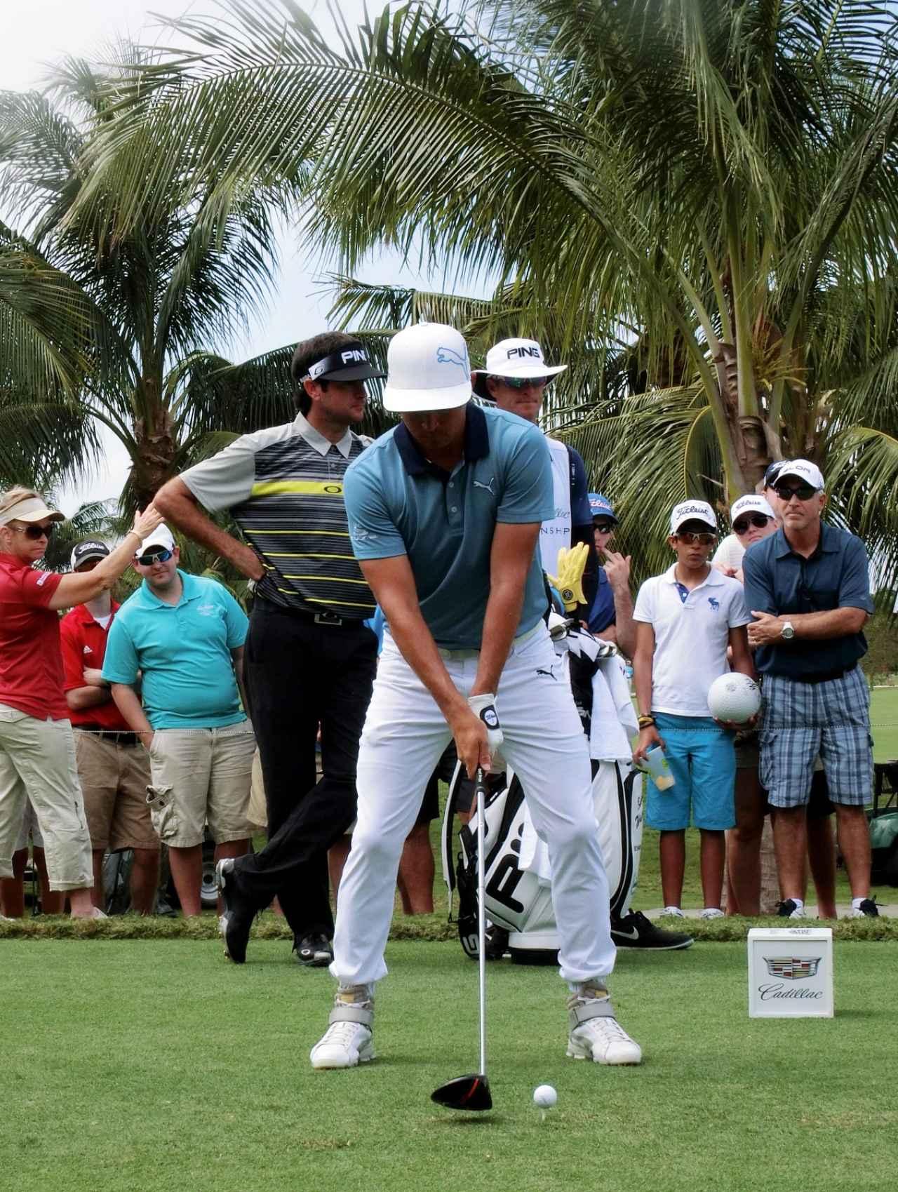 画像5: リッキー・ファウラーのココが凄い!PGAツアー スウィング超解説⑤