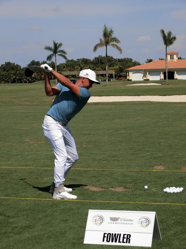 画像2: リッキー・ファウラーのココが凄い!PGAツアー スウィング超解説⑤