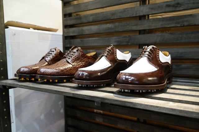 画像1: 職人が手作りした靴を長く大切に履く