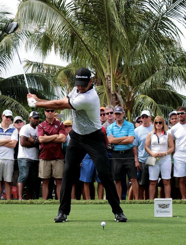 画像4: ジェイソン・デイのココが凄い! PGAツアー スウィング超解説⑥