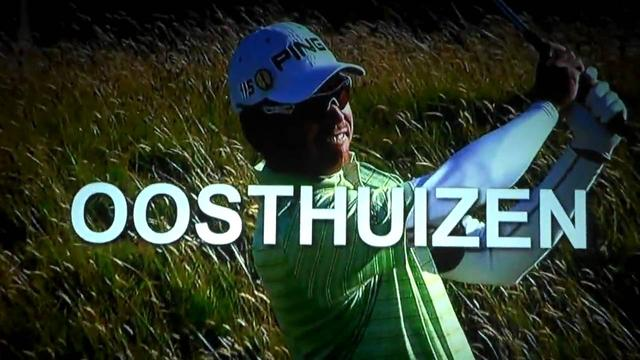 画像: British Open 2010 - Louis Oosthuizen? youtu.be