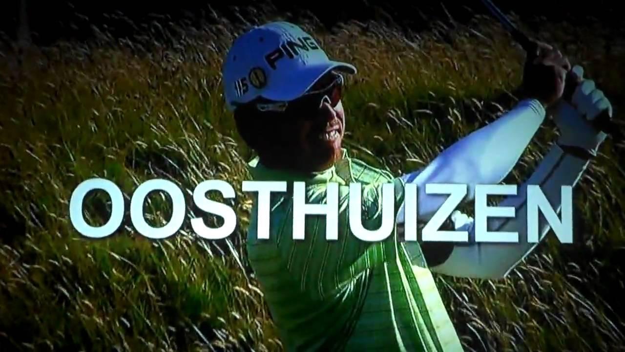 画像: British Open 2010 - Louis Oosthuizen? youtu.be