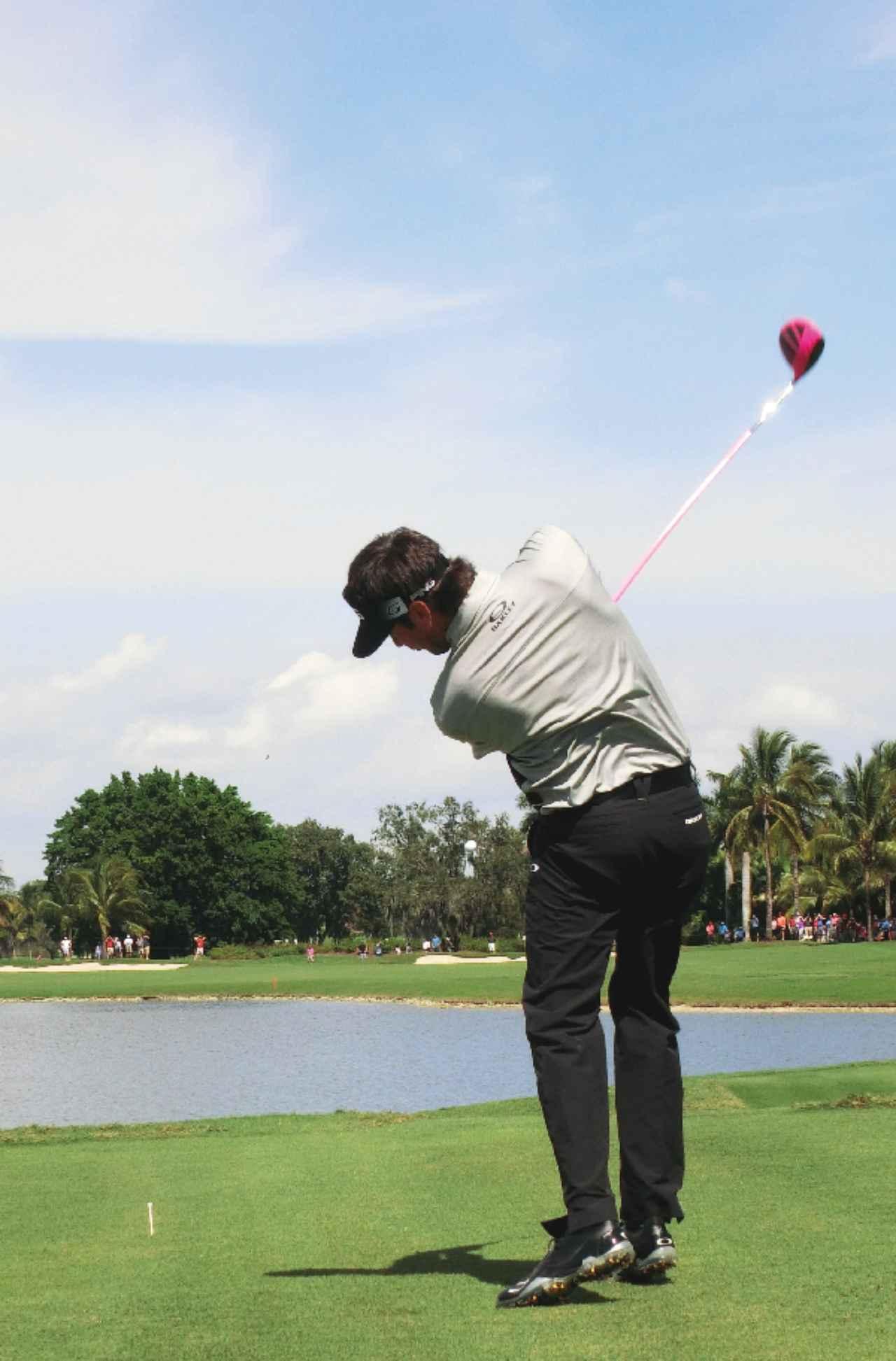 画像14: バッバ・ワトソンのココが凄い! PGAツアー スウィング超解説⑦