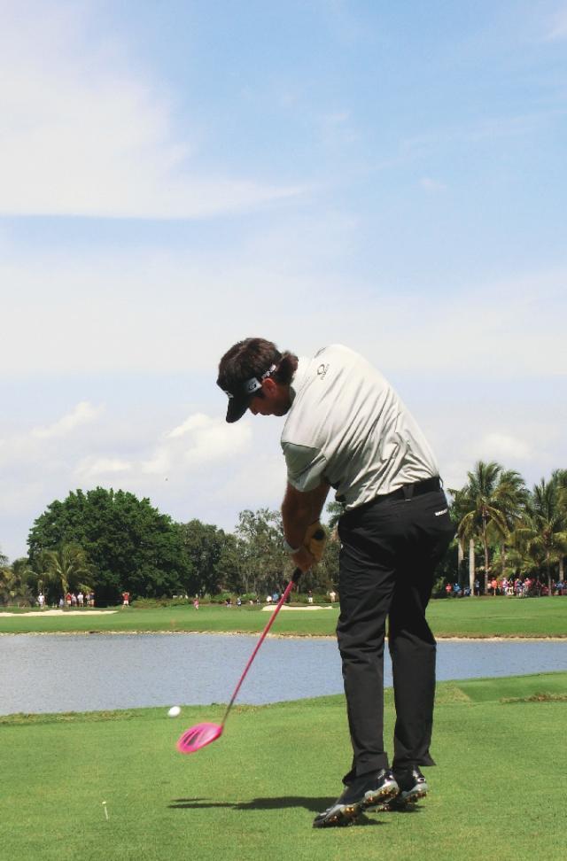 画像13: バッバ・ワトソンのココが凄い! PGAツアー スウィング超解説⑦