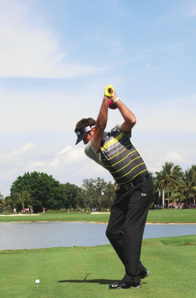 画像10: バッバ・ワトソンのココが凄い! PGAツアー スウィング超解説⑦