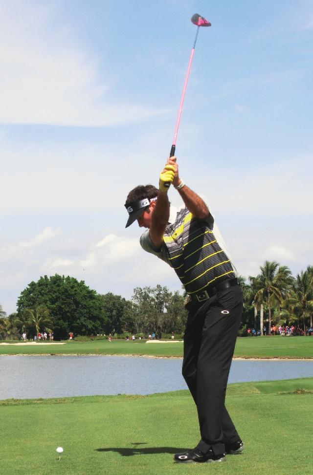 画像9: バッバ・ワトソンのココが凄い! PGAツアー スウィング超解説⑦