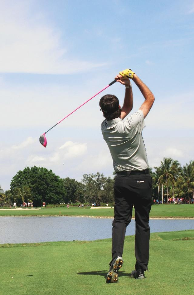 画像16: バッバ・ワトソンのココが凄い! PGAツアー スウィング超解説⑦